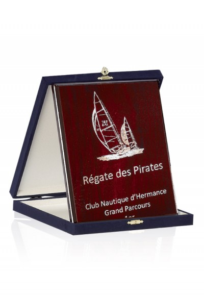 Plaque de Distinction Personnalisable - 189-71CLI